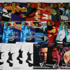 Trading Cards: LOTE DE 41 CARTAS, BATMAN & ROBIN, TM SKYBOX 1995, TRADING CARDS. Lote 108236811