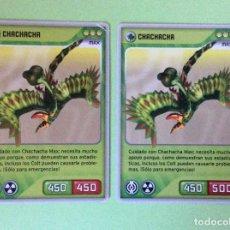 Trading Cards: INVIZIMALS- DESAFIÓ OCULTO-2009-2013 (ERROR) CHACHACHA - MAX *** Nº 153. Lote 108267163