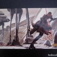 Trading Cards: STAR WARS - TRADING CARD - SUPER LARGE - IMPORTACIÓN U.S.A. - PROMOCIONAL. Lote 108734727