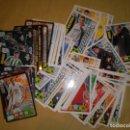 Trading Cards: LOTE DE 75 TRADING CARD GAME ADRENALYN LIGA FUTBOL 2016-2017 PANINI ESTILO CROMOS. Lote 110000127
