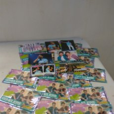 Trading Cards: GEMELIERS 132 PHOTOCARDS 22 SOBRES SIN ABRIR. Lote 110093063