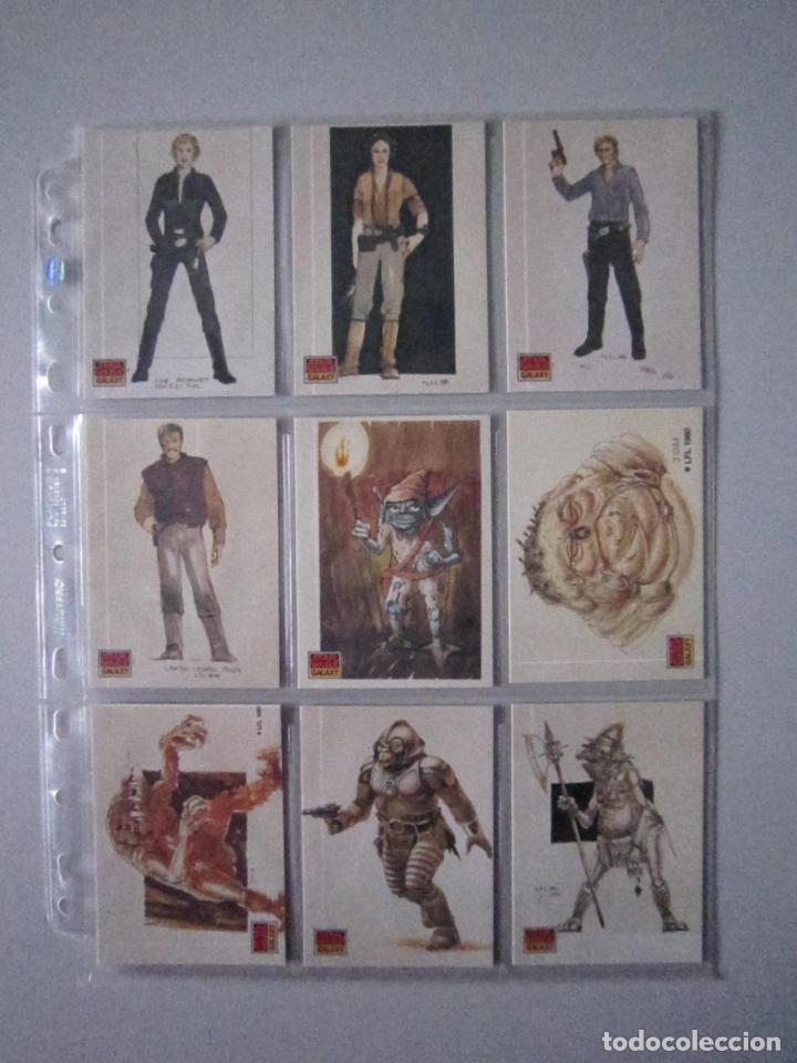 Trading Cards: STAR WARS - TRADING CARDS - GALAXY 1 - IMPORTACIÓN U.S.A. - Foto 4 - 108729043
