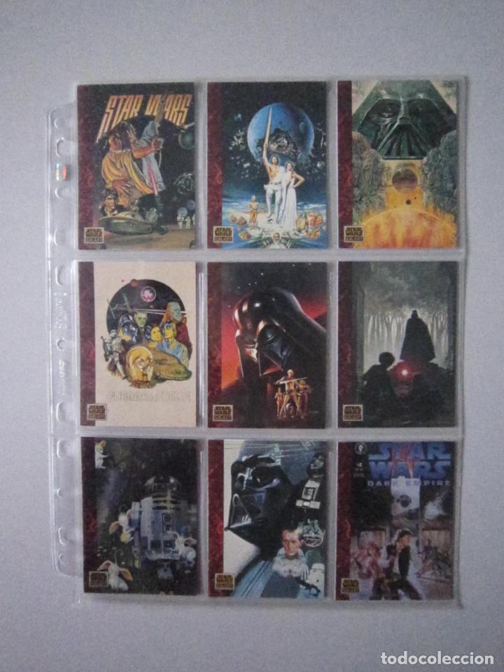 Trading Cards: STAR WARS - TRADING CARDS - GALAXY 1 - IMPORTACIÓN U.S.A. - Foto 7 - 108729043