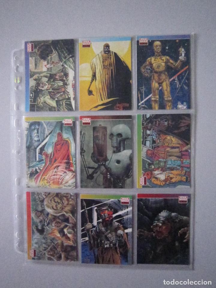 Trading Cards: STAR WARS - TRADING CARDS - GALAXY 1 - IMPORTACIÓN U.S.A. - Foto 13 - 108729043