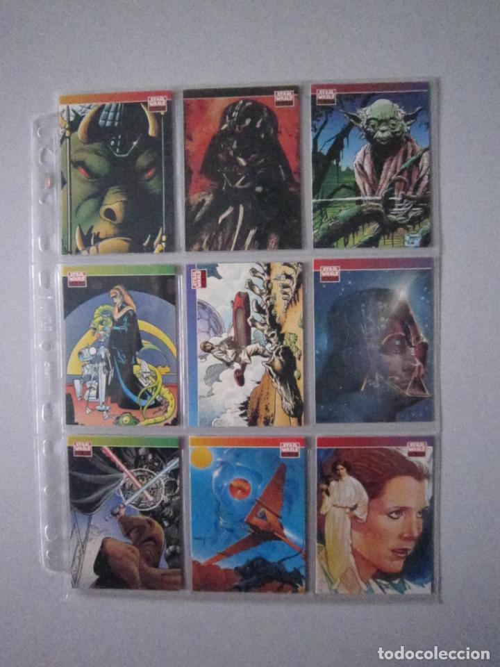 Trading Cards: STAR WARS - TRADING CARDS - GALAXY 1 - IMPORTACIÓN U.S.A. - Foto 14 - 108729043