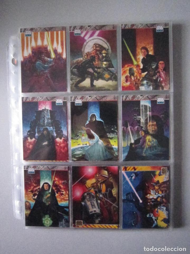 Trading Cards: STAR WARS - TRADING CARDS - GALAXY 2 - IMPORTACIÓN U.S.A. - Foto 3 - 108729351