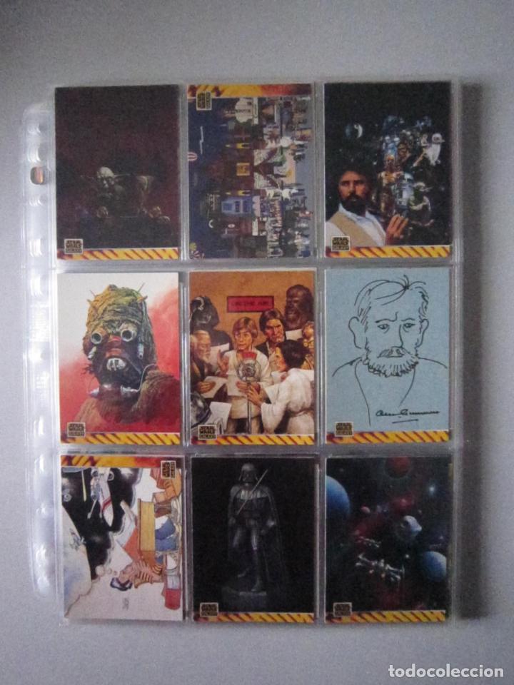 Trading Cards: STAR WARS - TRADING CARDS - GALAXY 2 - IMPORTACIÓN U.S.A. - Foto 4 - 108729351