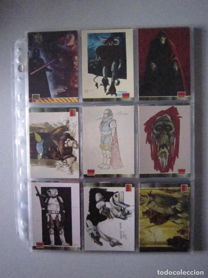 Trading Cards: STAR WARS - TRADING CARDS - GALAXY 2 - IMPORTACIÓN U.S.A. - Foto 5 - 108729351