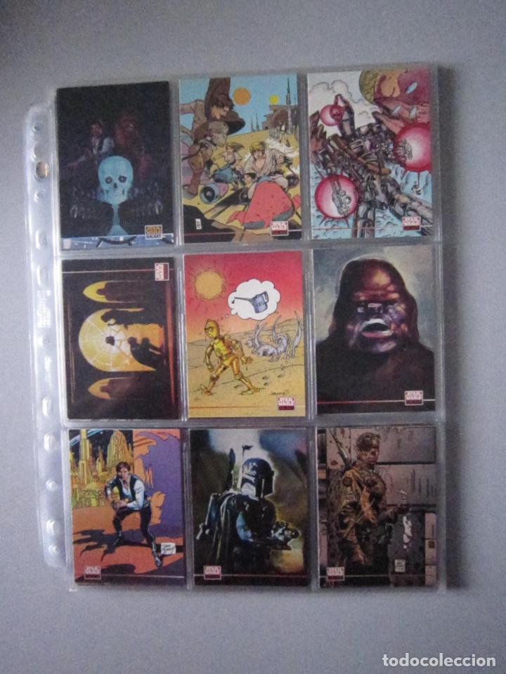 Trading Cards: STAR WARS - TRADING CARDS - GALAXY 2 - IMPORTACIÓN U.S.A. - Foto 8 - 108729351