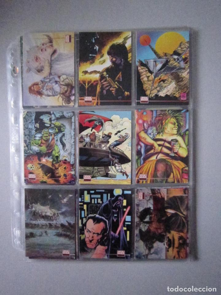 Trading Cards: STAR WARS - TRADING CARDS - GALAXY 2 - IMPORTACIÓN U.S.A. - Foto 11 - 108729351