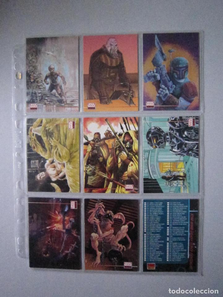 Trading Cards: STAR WARS - TRADING CARDS - GALAXY 2 - IMPORTACIÓN U.S.A. - Foto 15 - 108729351