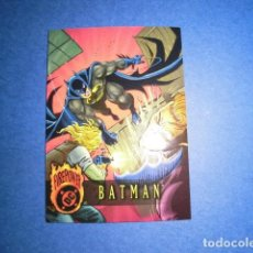 Trading Cards: TRADING CARD: DC FIREPOWER OUTBURST 1996 - Nº 25 - BATMAN. - FLEER /SKYBOX. Lote 112929775