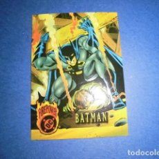 Trading Cards: TRADING CARD: DC FIREPOWER OUTBURST 1996 - Nº 61 - BATMAN. - FLEER /SKYBOX. Lote 112931859