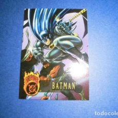 Trading Cards: TRADING CARD: DC FIREPOWER OUTBURST 1996 - Nº 77 - BATMAN. - FLEER /SKYBOX. Lote 112932595