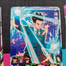 Trading Cards: TCG DRAGON BALL Z/GT HEROES CARD CARDDASS PRISM CARTE SH1-42. Lote 113535007