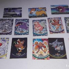 Trading Cards: POKEMON...13 CARDS...POKEMON..... Lote 113998799