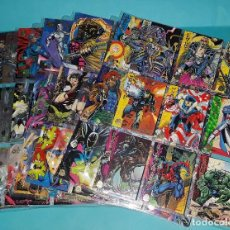 Trading Cards: MARVEL CARDS UNIVERSE 1994. Lote 115191667