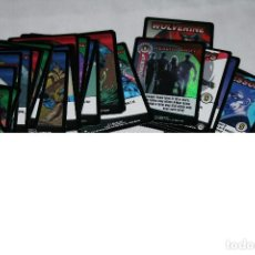 Trading Cards: JUEGO DE 71 CARTAS, X-MEN, 2000 WIZARDS, TRADING CARDS. Lote 115667287
