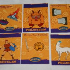 Trading Cards: JUEGO DE 10 CARTAS, HERCULES, SKYBOX 1997 , TRADING CARDS - 2ºL. Lote 115675243