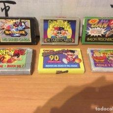 Trading Cards: COLECCIÓN COMPLETA TARJET CARDS. DRAGON BALL, RANMA, MAZINGER Z.... Lote 116492843