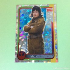 Trading Cards: RUMBO A STAR WARS - LOS ULTIMOS JEDI - Nº 173 - (TOPPS 2017). Lote 116815407