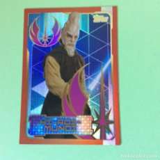 Trading Cards: RUMBO A STAR WARS - LOS ULTIMOS JEDI - Nº 207 - (TOPPS 2017). Lote 116816771