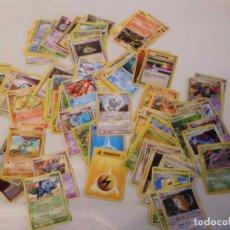 Trading Cards: LOTE DE 116 CARTAS POKEMON. ANTIGUAS. BIEN CONSERVADAS.. Lote 118006531