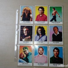 Trading Cards: FAMOUS COMIC BOOKS CREATORS . Lote 118088151