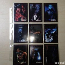 Trading Cards: HELLRAISER II HELLBOUND. Lote 118088423