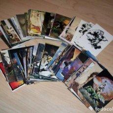 Trading Cards: FRANK FRAZETTA. COLECCIÓN CARDS. SERIE COMPLETA 1 Y 2. 180 CARDS. 1991. 1993. NUEVAS.. Lote 118233927
