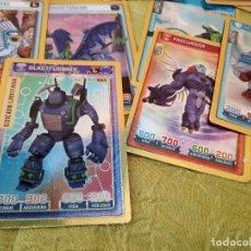 Trading Cards: LOTE DE 19 CARTAS DE INVIZIMALS. PANINI. 2009/2016. Lote 118494771