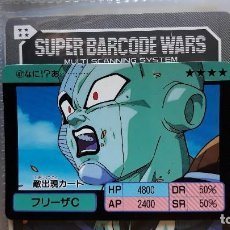 Trading Cards: DRAGON BALL Z SUPER BARCODE WARS MULTI SCANNING SYSTEM 47. Lote 118587371