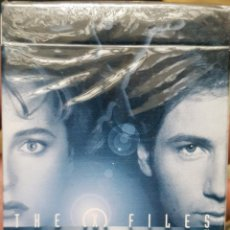 Trading Cards: MAZO THE X FILES COLLECTIBLE CARD GAME. Lote 118698047