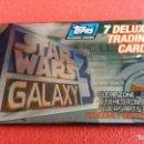 Trading Cards: F-500- SOBRE TOPPS TRADING CARDS STAR WARS GALAXY. SIN ABRIR. DE 1995.. Lote 118832627