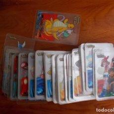 Trading Cards: BUEN LOTE DE POKEMON // 136 DIFERNTES //LAMINCARDS EDIBAS 2005//. Lote 118934035