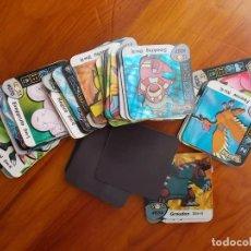 Trading Cards: BUEN LOTE DE POKEMON // LOTE DE 49 IMAN . Lote 118934735