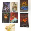 Trading Cards: SANJULIAN COLLECTION TRADING CARDS 1994 SET PACK BASICO + SET ESPECIALES. Lote 120939867