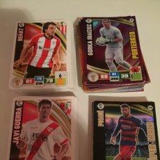 Trading Cards: LOTE DE 156 CROMOS ADRENALYN 2015 2016 15 16. Lote 122716120