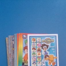 Trading Cards: LOTE CARTAS DIGIMON. Lote 125881408