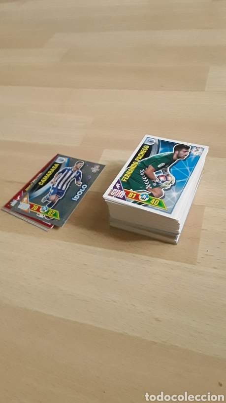 Trading Cards: ADRENALYN 16/17...Lote de 100 Cards Nuevas+11 Repetidas.. - Foto 1 - 124434255