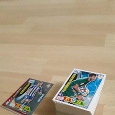 Trading Cards: ADRENALYN 16/17...LOTE DE 98 CARDS NUEVAS+11 REPETIDAS... Lote 124434255