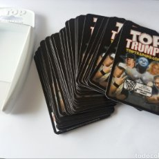 Trading Cards: WRESTLING TOP TRUMPS. Lote 125424352