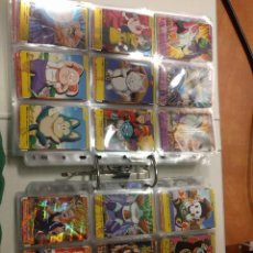 Trading Cards: DRAGON BALL ** DATA CARDDASS SERIE 3 FULL COMPLETA ** (JCC IC GT KAI SUPER CARD GAME PANINI HEROES). Lote 125951367