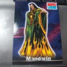 Trading Cards: MANDARIN. MARVEL LEGENDS (TOPPS 2001) BASE TRADING CARD NÚMERO Nº # 61. CROMO. Lote 126067059