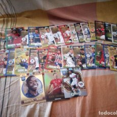 Trading Cards: LOTE DE 31 TRADING CARDS TOPPS MATCH ATTAX,FIFA 365. Lote 126198407