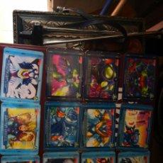 Trading Cards: LOTE DE 38 CROMOS CARTAS GORMITI - MARATHON MEDIA. Lote 128050791