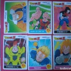 Trading Cards: CROMO Nº 105 - DRAGON BALL Z - COMBAT CARDS - PANINI. Lote 129363615