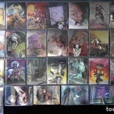 Trading Cards: DAVE NORMAN CHRONIUM - 34 TRADING CARDS DE 90. Lote 130117459