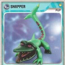 Trading Cards: INVIZIMALS, DE PANINI. SNAPPER - PUP. TRADING CARD Nº 238.. Lote 130775400