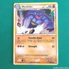 Trading Cards: (C-PK.01) CARTA POKEMON - MACHOKE. Lote 131280942